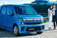 Galeri Suzuki Wagon R 2017