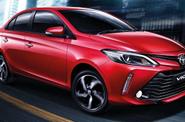 Tampilan Baru Toyota Vios 2017