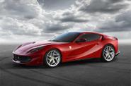 Galeri Ferrari 812 Superfast