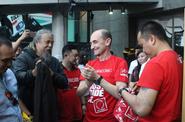 Ini yang Membuat CEO Ducati Main ke Dealer Jakarta