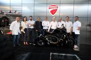 Ducati Indonesia Kedatangan Tamu Istimewa