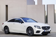 Mercedes E-Class Coupe yang Cantik