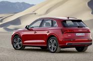 Audi Luncurkan Model Bersejarah, Audi Q5 2.0 TFSI Quattro