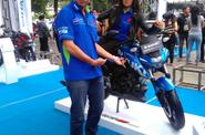 Suzuki GSX 150 Hadir di Bekasi dan Surabaya