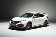 Gagahnya Honda Civic Type-R 2017