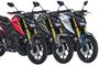 warna baru Yamaha Xabre 2017