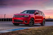Jeep Grand Cherokee Trackhawk Semakin Gagah