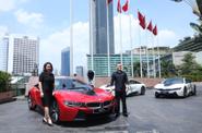 Penyerahan BMW i8 Edisi Terbatas