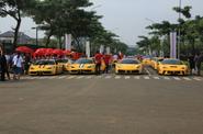 Ratusan Ferrari Riuhkan Festival of Speed di BSD