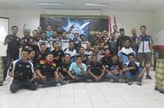 Musyawarah Nasional Yamaha R15 Club Indonesia (YR15CI) Tentukan Presiden Baru