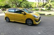 Begini Rasanya Test Drive Toyota New Agya 1.2L