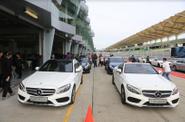 Begini Rasanya Performa Mercedes-AMG di Sirkuit Sepang