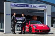 Porsche Race to Singapore