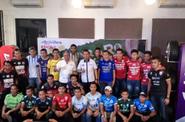Corsa Gandeng 13 Tim Sepakbola Indonesia