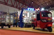 TVS Hadirkan Lineup Produk Kargo di Jakarta Fair 2017