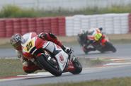 Pembalap Honda Asal Indonesia Kembali Balap di Catalunya