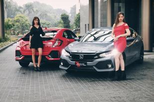 Mencoba Performa Civic Hatchback