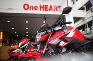 Penjualan Motor Honda Naik