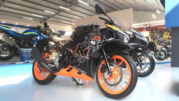 Ini Rekomendasi Modif Suzuki GSX-R150