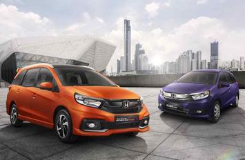 Hingga Mei 2017, Honda Mobilio Paling Laris Terjual