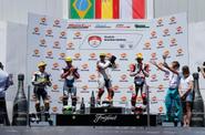 Pembalap Honda Indonesia Naik Podium di Spanyol