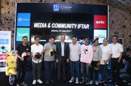 Piaggio Indonesia Umumkan Pemenang #ColorsofVespa
