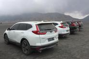 Besarnya Peminat Honda CR-V 1.5L TURBO