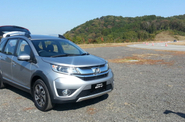 Video First Drive Honda BR-V