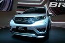Debut Honda BR-V di GIIAS 2015