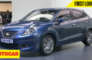 First Impression Suzuki Baleno (Video)