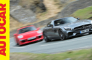 Mercedes AMG GT S vs Porsche 911 GTS head-to-head