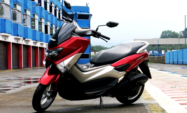 Yamaha NMAX First Ride