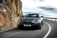 Video : First Drive Aston Martin DB11