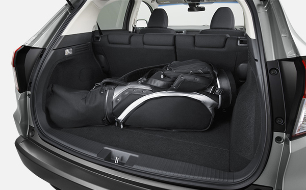 Cargo space spec page 2 honda hr v forum for Honda hrv cargo space