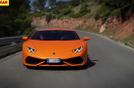 Review Lamborghini Huracan