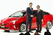 Press Conference Toyota di Tokyo Motor Show 2015