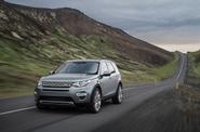 Khám phá Land Rover Discovery Sport 2015