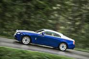 Wraith - cách mạng của Rolls-Royce