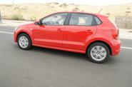 Polo hatchback: xe đô thị đầm chắc