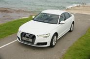 Audi A6 mới: êm và nhanh nhạy