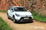Đánh giá Hyundai i20 Active 1.4L MPI