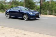"""Audi TT mới - thể thao và """"đàn ông"""" hơn"""