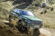 Bentley Bentayga 2016 - đánh giá ban đầu