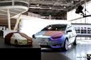 Ford tạo ra một mẫu xe mới như thế nào?