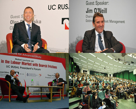 UC RUSAL: Bridging Russia and Hong Kong - From Russia with Love