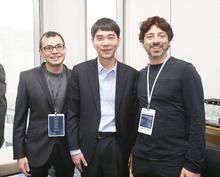 Google's The Future of Go Summit 2017 in Wuzhen