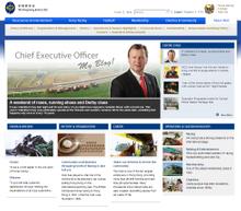 Hong Kong Jockey Club Website Revamp