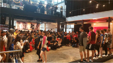 The Fourth PUMA Night Run Malaysia