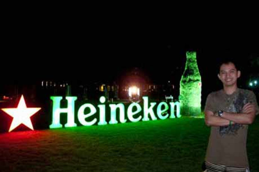 The study was just brought up heineken s global player was conducted using  the cannes creative marketer gong