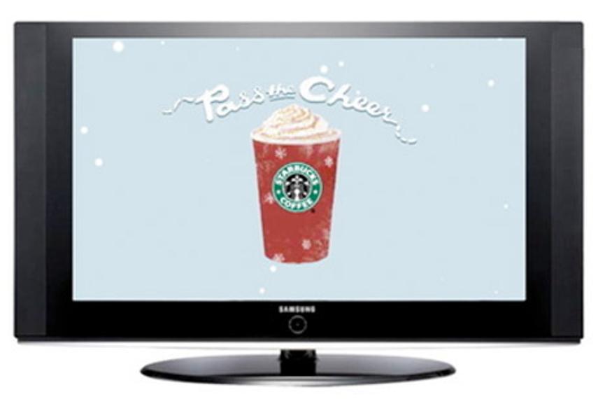 essay on television ad